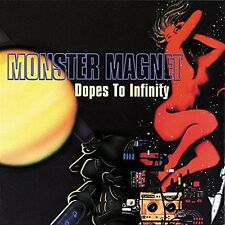 Dopes To Infinity: Deluxe Edition - 2 DISC SET - Monster Magnet (2016, CD NEUF)