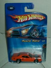 2005 HOT WHEELS MUSCLE MANIA  1971 PLYMOUTH GTX
