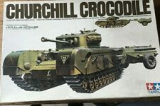 1/35 Tamiya Churchill Crocodile