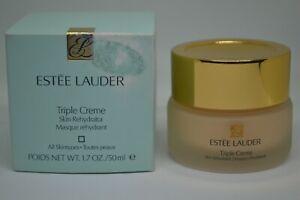 Estee Lauder Triple Creme Skin Rehydrator BNIB 1.7oz./50ml~discontinued~RARE~HTF
