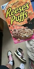 Lot Of 10 Travis Scott X Reeses Puffs Cereal | Limited Edition - Regular Size
