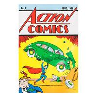 Action Comics No.1 Exclusive Loot Crate Re-Print Superman #1 Unopened Comic Book