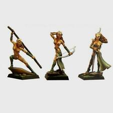 Fenryll 3 Stages Of The Amazon x 3 Figures