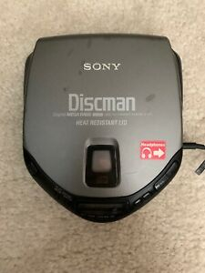 Sony Diskman CD Player D-171 Fully Functioning