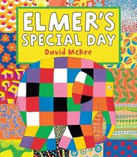 Elmer's Special Day: Elmer Series New Paperback Book David McKee