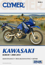CLYMER MANUAL KAWASAKI KLR650 2008-2012