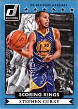Donruss Stephen Curry Basketball Trading Cards