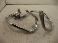 1983 1984 Yamaha Venture XVZ1200 1200 CHROME RIGHT LEFT SET SADDLEBAG GUARD 2 1