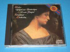 Maazel / Berlioz: Symphonie Fantastique (Japan CBS Masterworks, No Barcode) CD