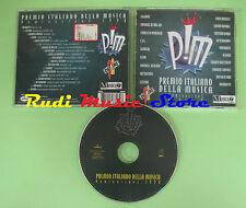 CD PREMIO ITALIANO MUSICA 1998 compilation 1998 LIGABUE LITFIBA SUBSONICA (C22)