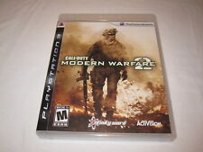 Call of Duty: Modern Warfare 2 (Playstation  (Playstation PS3) Complete Nr Mint!