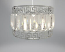 Country Club Metal Light Shade, Deco and Gems Modern Lampshade Home Accessories