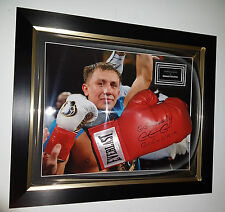 *** NEW GENNADY GOLOVKIN SIGNED BOXING GLOVE Autograph Display ** GGG GLOVE