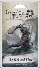 Legend of the Five Rings Card Game: The Ebb and Flow Dynasty Pack FFGL5C12