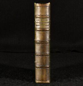 1838 A History of British Quadrupeds W Macgillivray Colour Illus