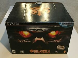 Killzone 3 Helghast Edition Collector's (Sony Playstation 3, PS3) Open Box