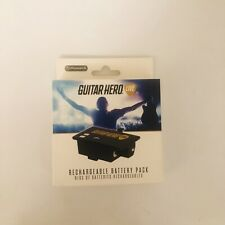 Guitar Hero Live Rechargeable Battery Xbox 360 Xbox One Brand New Sealed