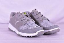 Men's Puma Grip Fusion Sport Golf Shoes, Grey, 12M