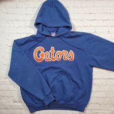 Vintage Florida Gators Champion Hooded Sweatshirt Hoodie Mens Size Large Sewn