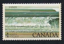 Canada 1979 National Parks definitive $1 Fundy, MNH PL1 sc#726