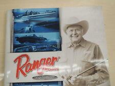Ranger Boats 2014 consumer boat catalog brochure bass