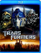 BRAND NEW BLU-RAY // TRANSFORMERS // MEGAN FOX, SHIA LABEOUF, RACHEL TAYLOR