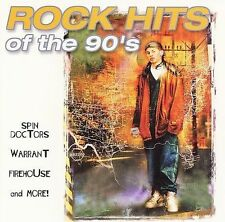 Rock Hits of the 90's by Various Artists (CD, Jun-1999, Sony Music...