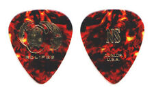 Journey Neal Schon Brown Faux Tortoise Guitar Pick - 2012 ECL1PS3 Tour