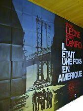 sergio leone IL ETAIT UNE FOIS EN AMERIQUE affiche cinema 4x3 geante 400x300 ,--