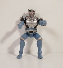 "2008 Advent Cycle Blank Knight 4"" Action Figure Masked Kamen Rider Dragon Knight"