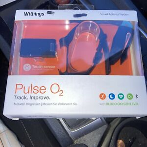 Withings Pulse O2 Smart Activity Tracker Level NEW in Box