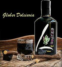 Liquore di Liquirizia 200ML - 30% Vol. - Glober Dolciaria l'Aquila