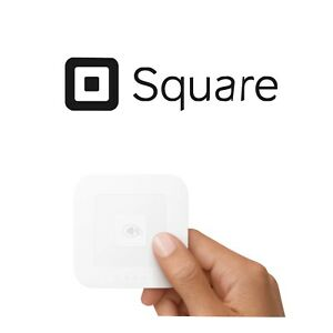 Square Reader Wireless for Contactless + Chip A-SKU-0485 Android & IOS VIA BT LE