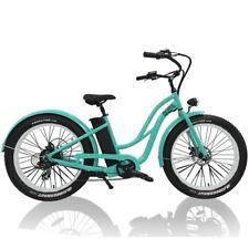 Fat Rubbers 48v 500w Fat Tire Electric Bike w Light Fenders