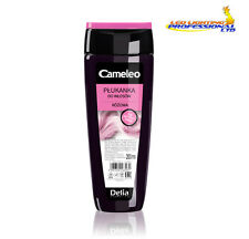 DELIA CAMELEO - PINK - HAIR TONER RINSE COLOUR BLOND GREY BLEACHED HAIR 200ml