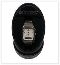 Vintage Citizen GN-4W-U Multi Alarm Quartz Watch (New!)