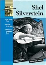 Shel Silverstein (Who Wrote That?)-ExLibrary
