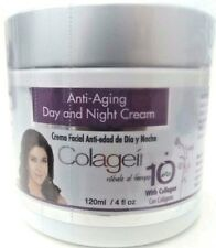 Colageina 10 Anti-Aging Day and Night Cream 4 oz