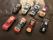 NASCAR Diecast 1:64 Lot of Racing Champions 8 Car Lot Awesome paint and detail!!