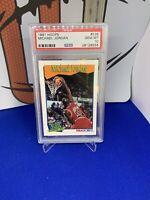 1991 NBA Hoops Michael Jordan PSA 10 GEM MINT #536 Invest!!