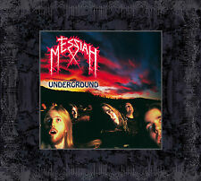 MESSIAH - Underground - Digipak-2CD - 200699