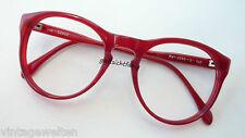 Brillen Treu Brillen Kleine Runde Professorbrille Antiklook Vintage Gold Gestell Grösse S