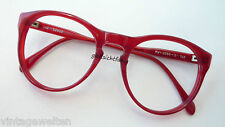 Optiker Augenoptik Treu Brillen Kleine Runde Professorbrille Antiklook Vintage Gold Gestell Grösse S