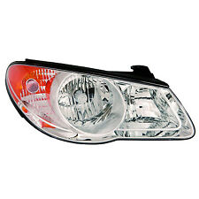 Replacement Headlight Assembly for 10 Elantra (Passenger Side) HY2503153C
