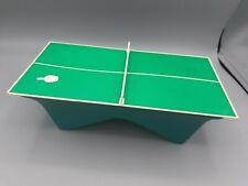 Vintage Barbie Ken Clone Ping Pong Table