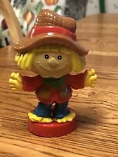 Solar Powered Dancing Toy Bobblehead New 2020-  FALL HARVEST - Scarecrow