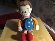 "MR TUMBLE SOMETHING SPECIAL soft Plush Cuddly Toy Figure 7"" Sitting"