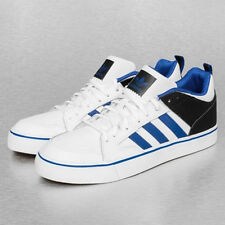 REGNO Unito misura 11Adidas Originals Varial scarpe da ginnastica basseBianco/Blu