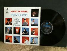 ROY HUDD Hudd Dunnit!   L.P.  Mono UK original    Great!