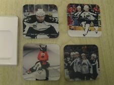 Milwaukee Admirals Drink Coasters - Set of Four - New in Box - Scott Ford